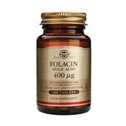 Folna kiselina 400 µg